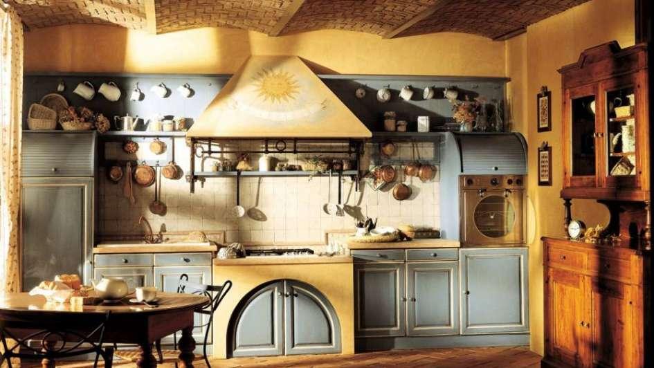 Claves para decorar una cocina con estilo rústico   Mundo Club House