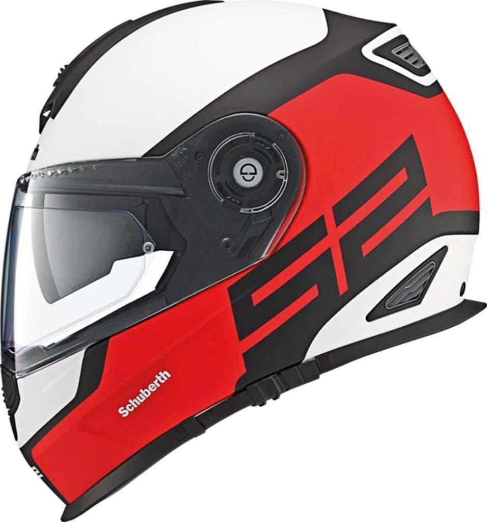 7d05a36b707 El S2 Sport supera incluso las excursiones ocasionales a la pista de  carreras. La calota exterior del casco combina su forma perfectamente  aerodinámica con ...